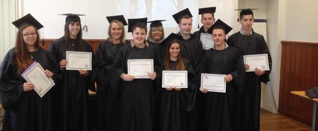 remise diplome TC