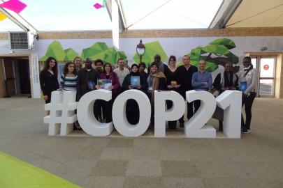 Vive la COP 21!