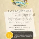 LES MYSTERES DE GOSDIGNEUL