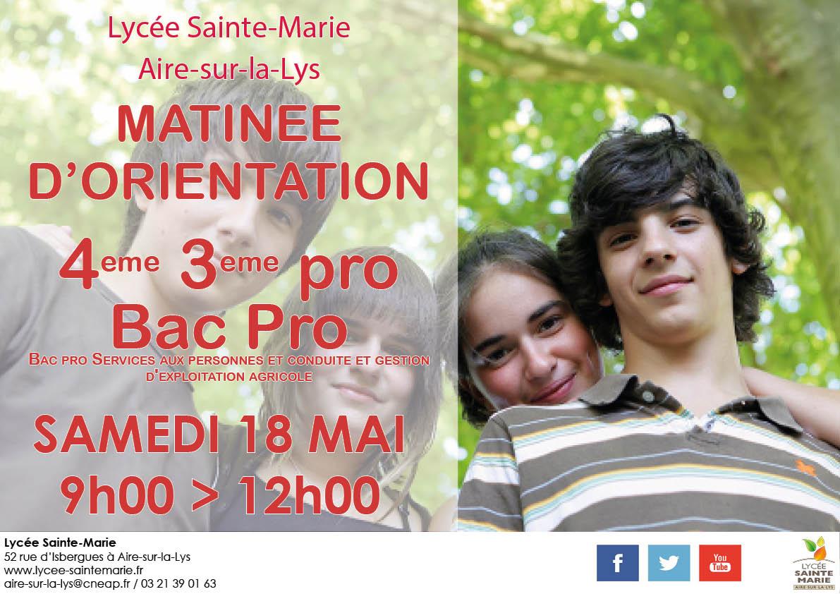 MATINEE ORIENTATION 43